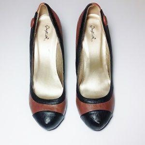 Qupid Platform Pumps Shoes
